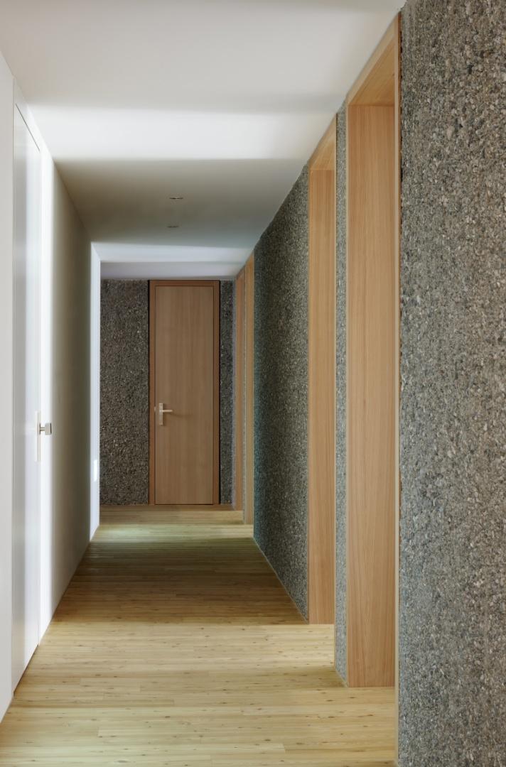 Hotelkorridor © Ralph Feiner, Malans