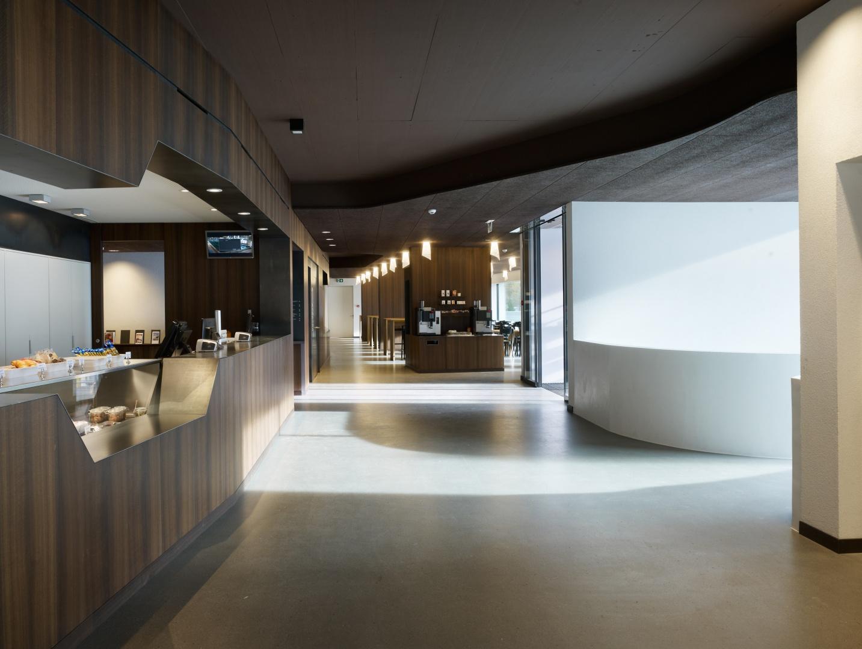 Eingangsbereich  © Ruedi Walti, Basel