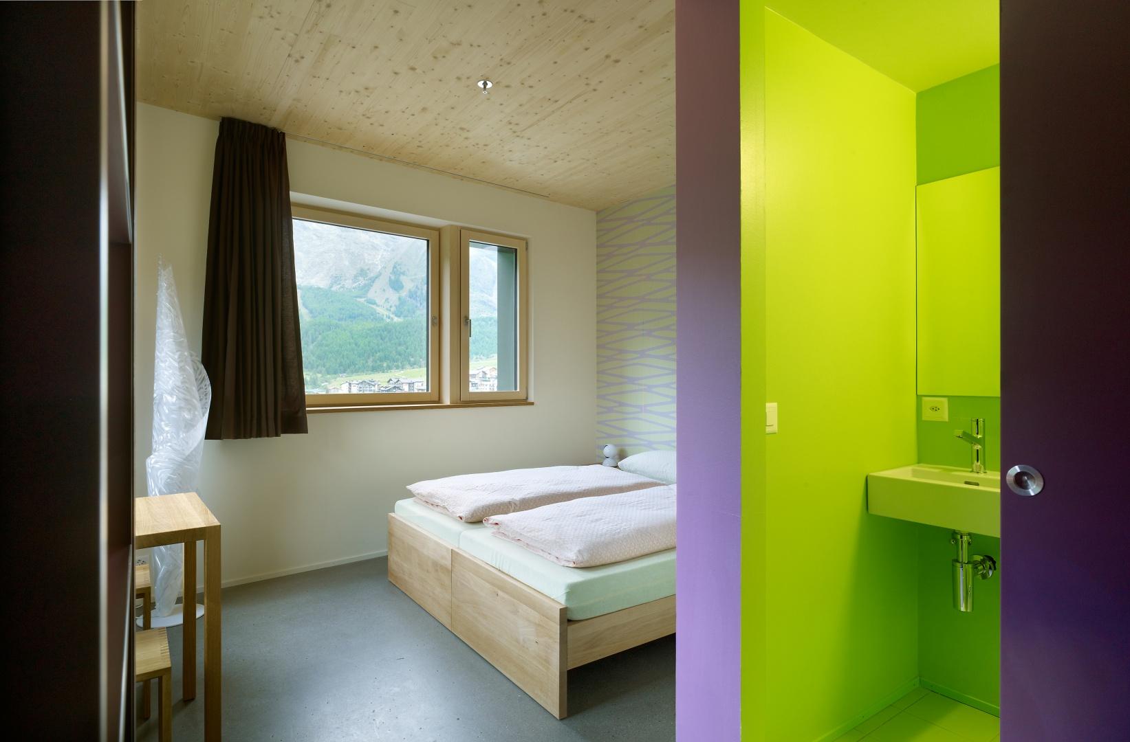 Doppelzimmer © Ruedi Walti, Basel