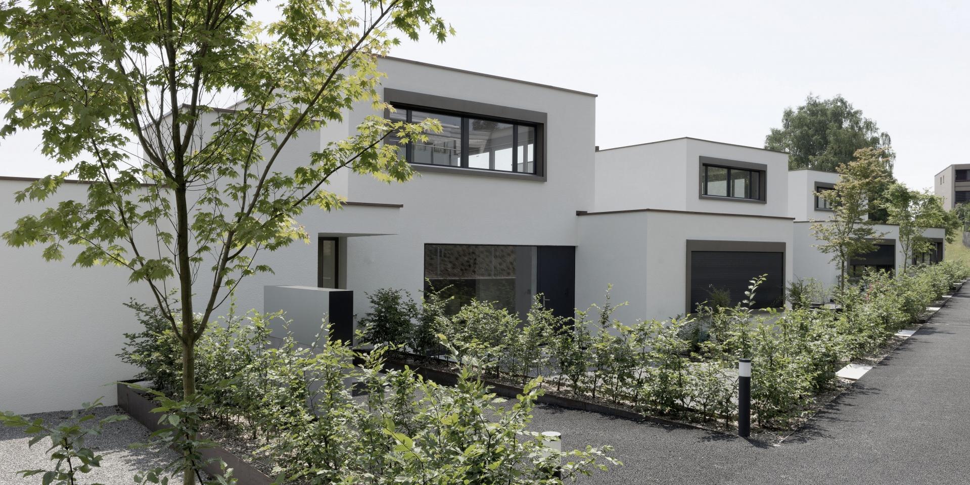 Fassade  © René Rötheli, Atelier Fotografie, Bruggerstrasse 37 5400 Baden