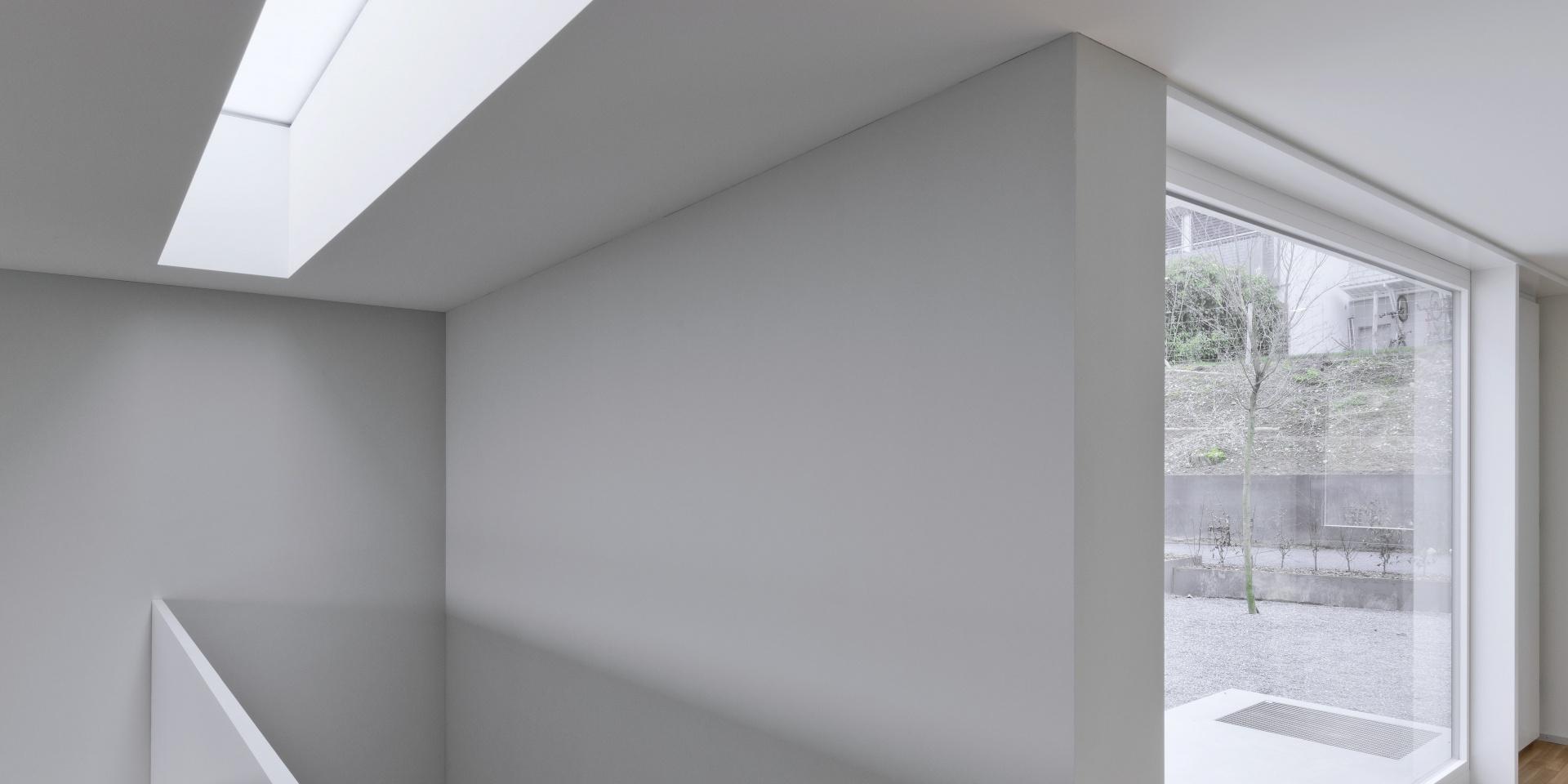 Terppenhaus mit Oblicht  © René Rötheli, Atelier Fotografie, Bruggerstrasse 37 5400 Baden