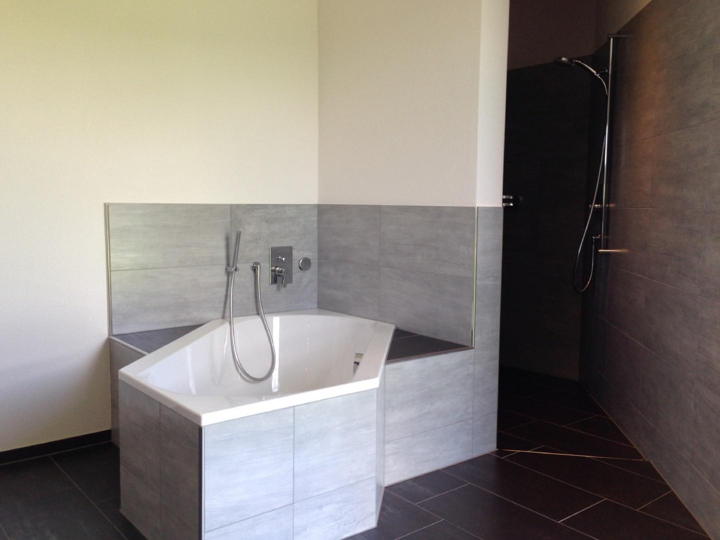 Salle de bains © Landhaus-Bau Architekturbüro