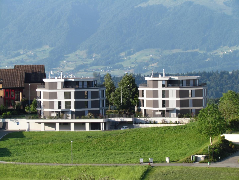 Vue nord-ouest © Landhaus-Bau Architekturbüro