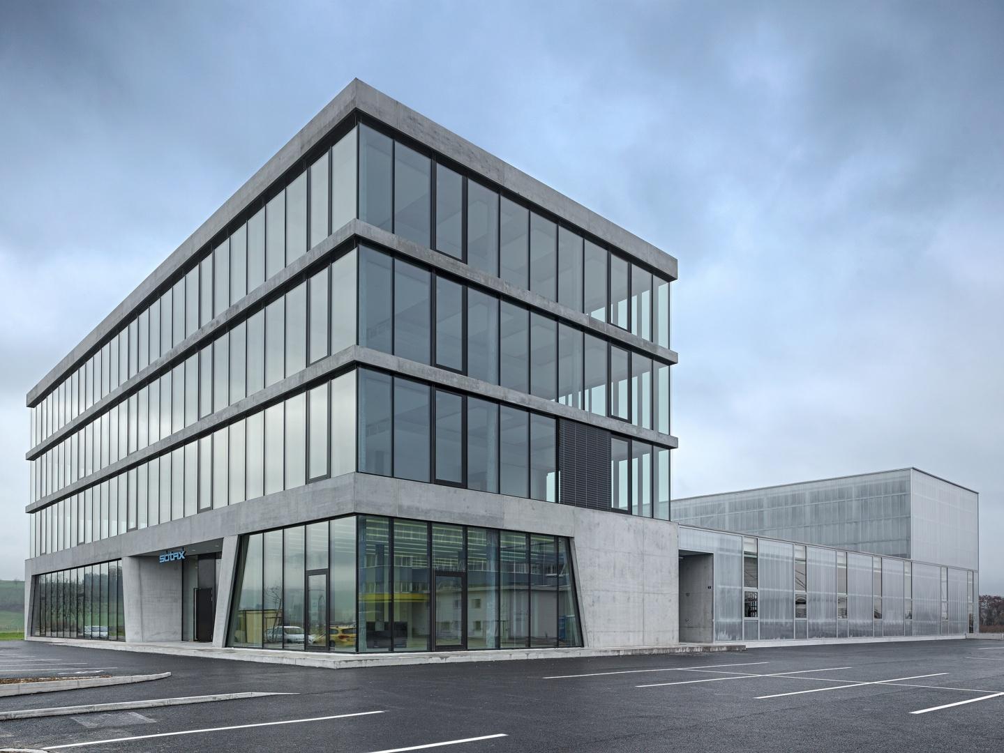 Headquarter © Foto: Roger Frei, Zürich