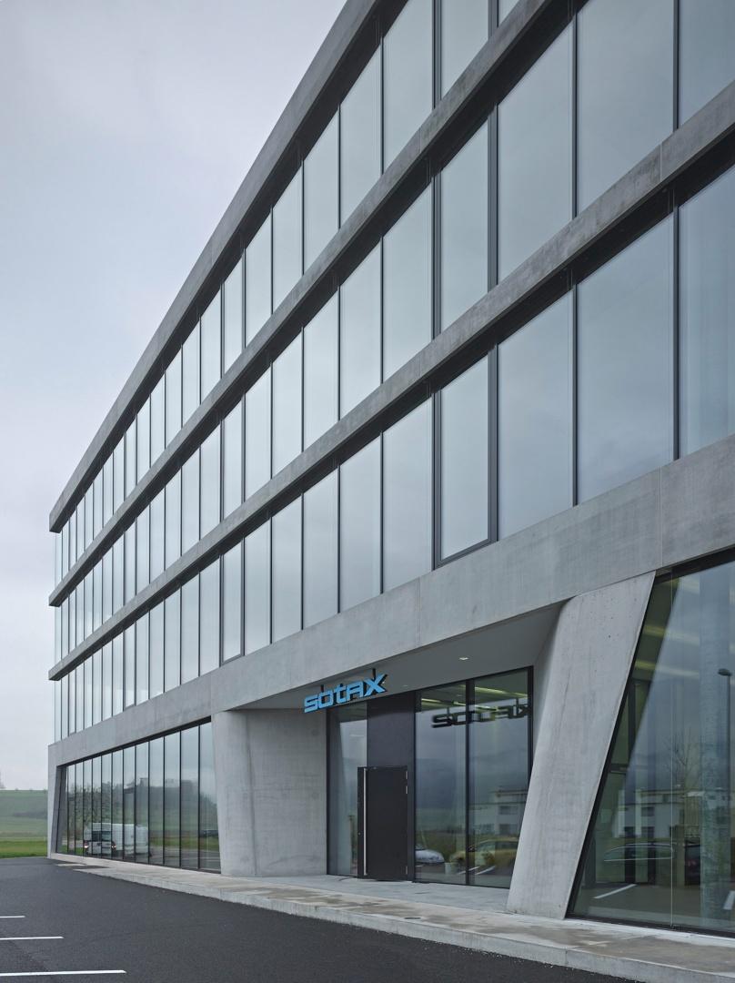 Eingang © Foto: Roger Frei, Zürich