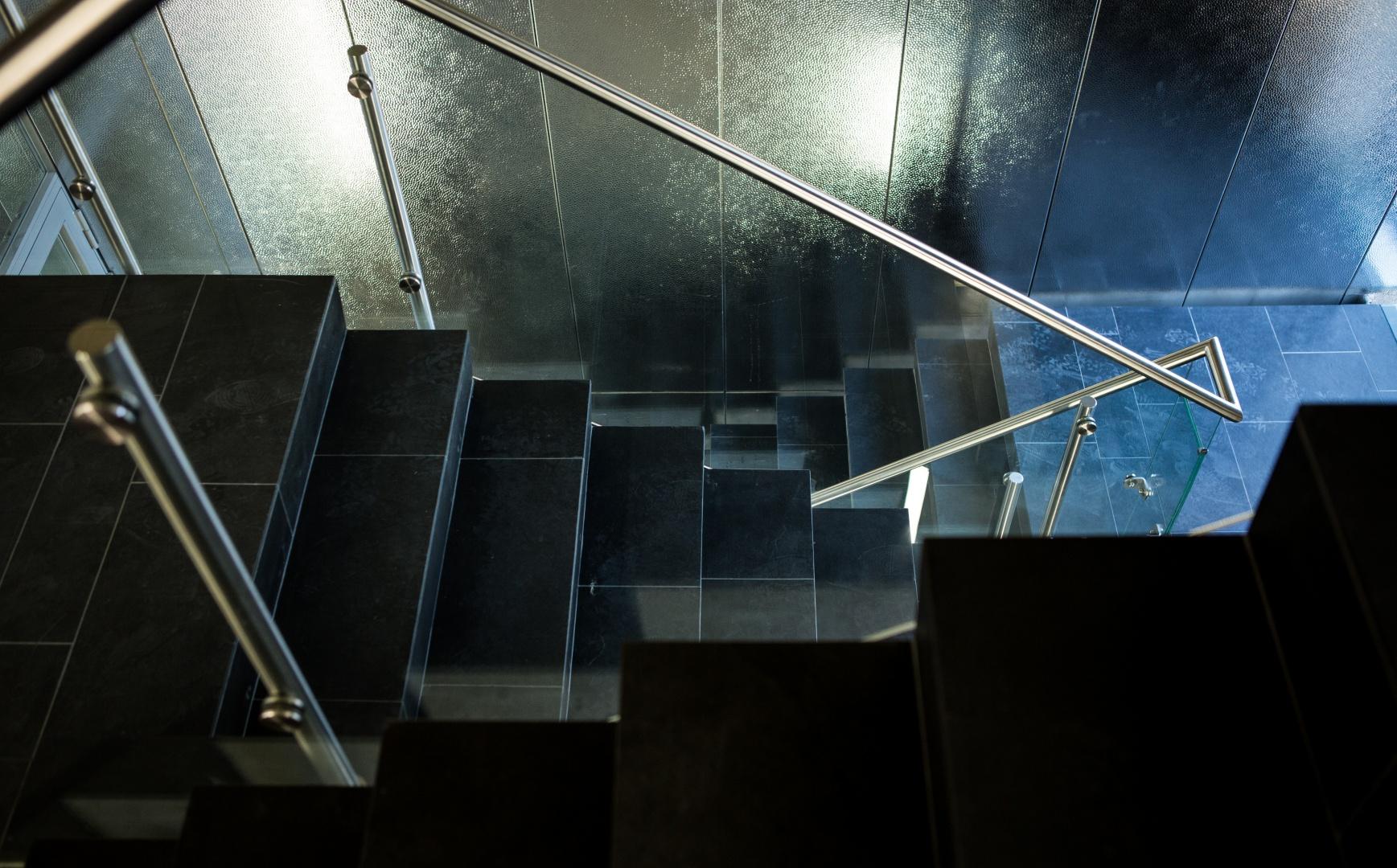 Treppenhaus Büroturm © Giorgia Müller