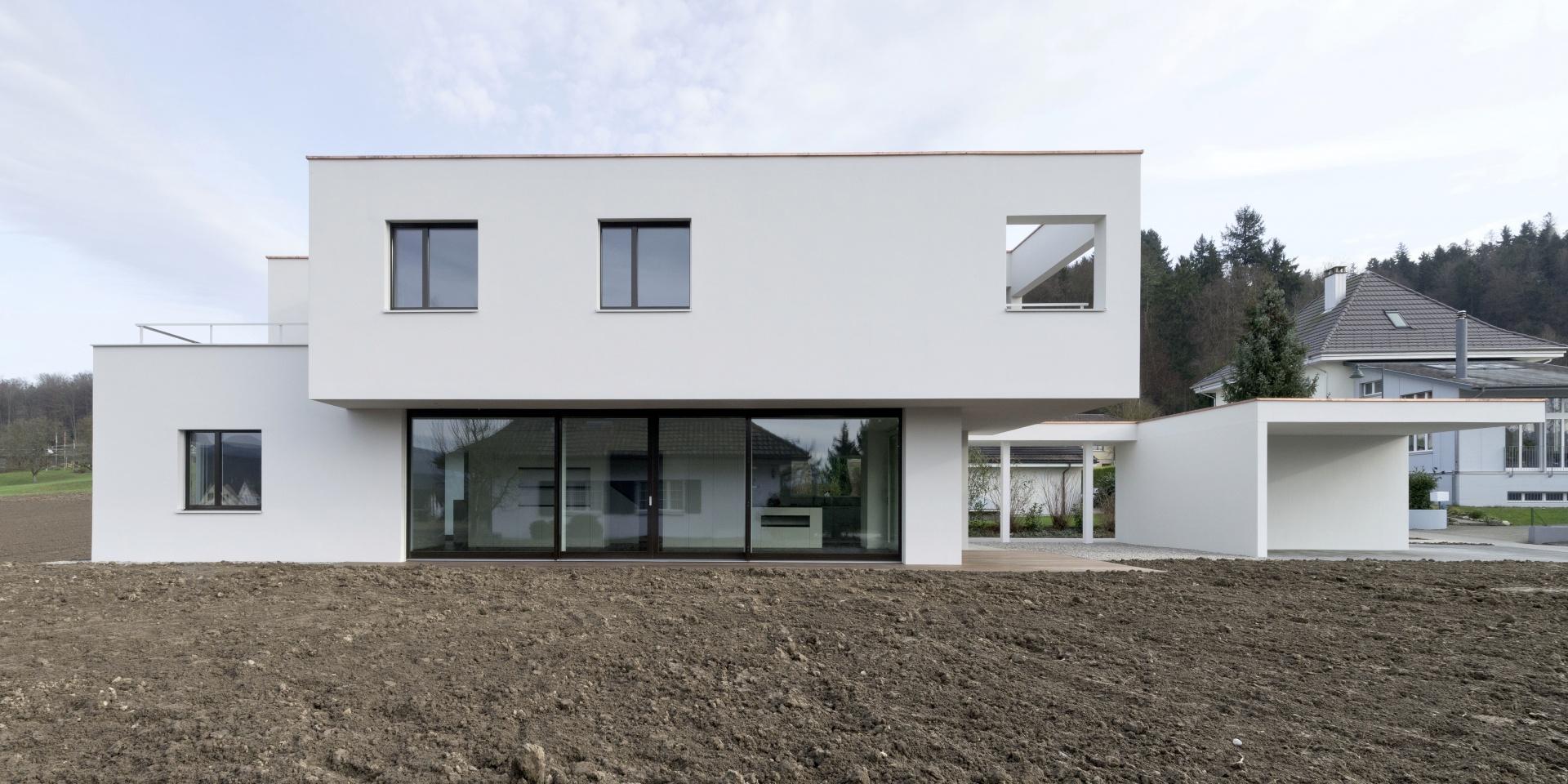 Fassade © René Rötheli, Baden