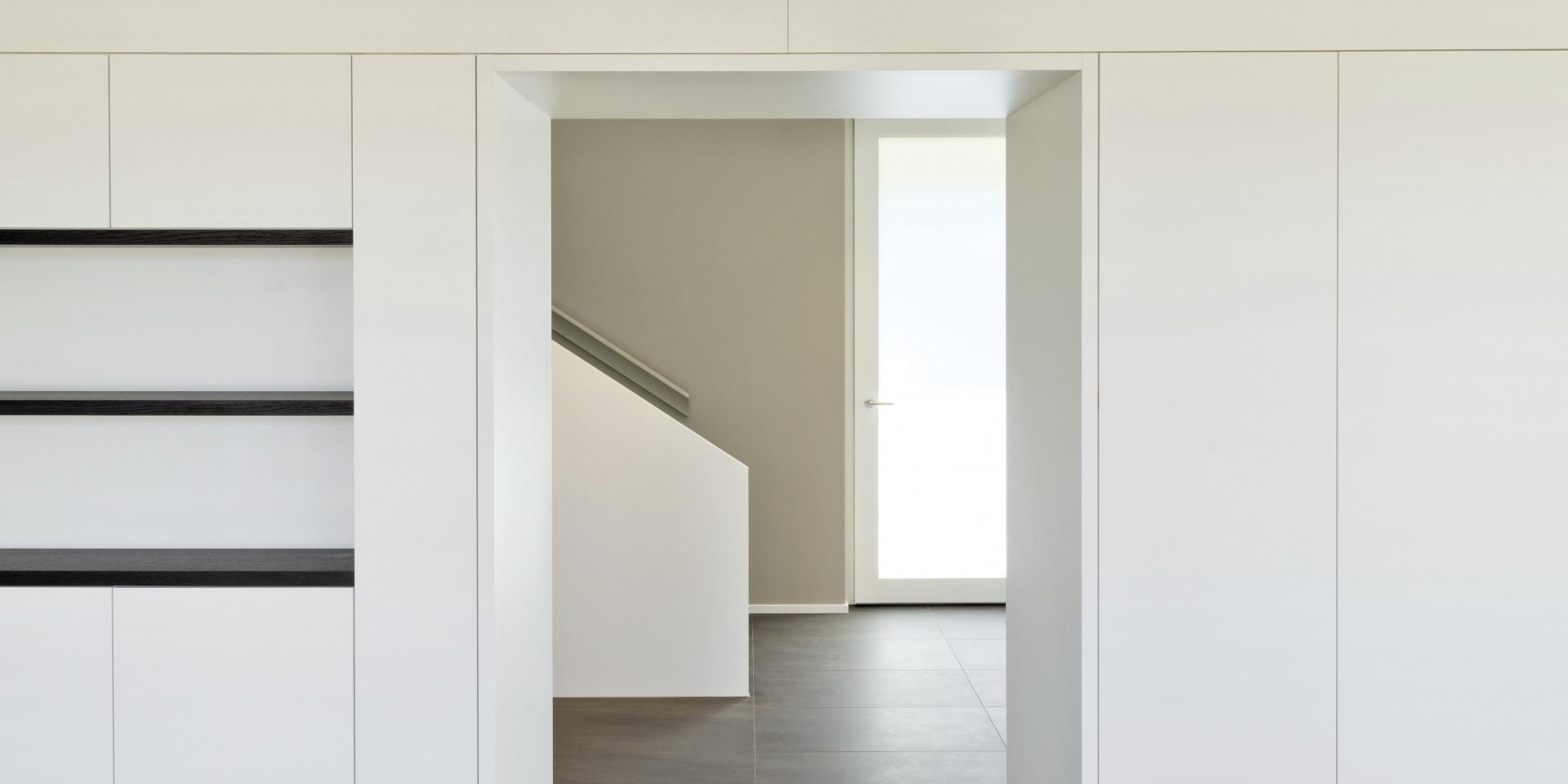 Blick in Eingangsbereich © René Rötheli, Baden