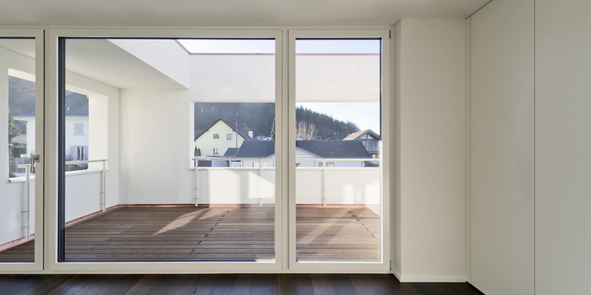 Schlafzimmer © René Rötheli, Baden