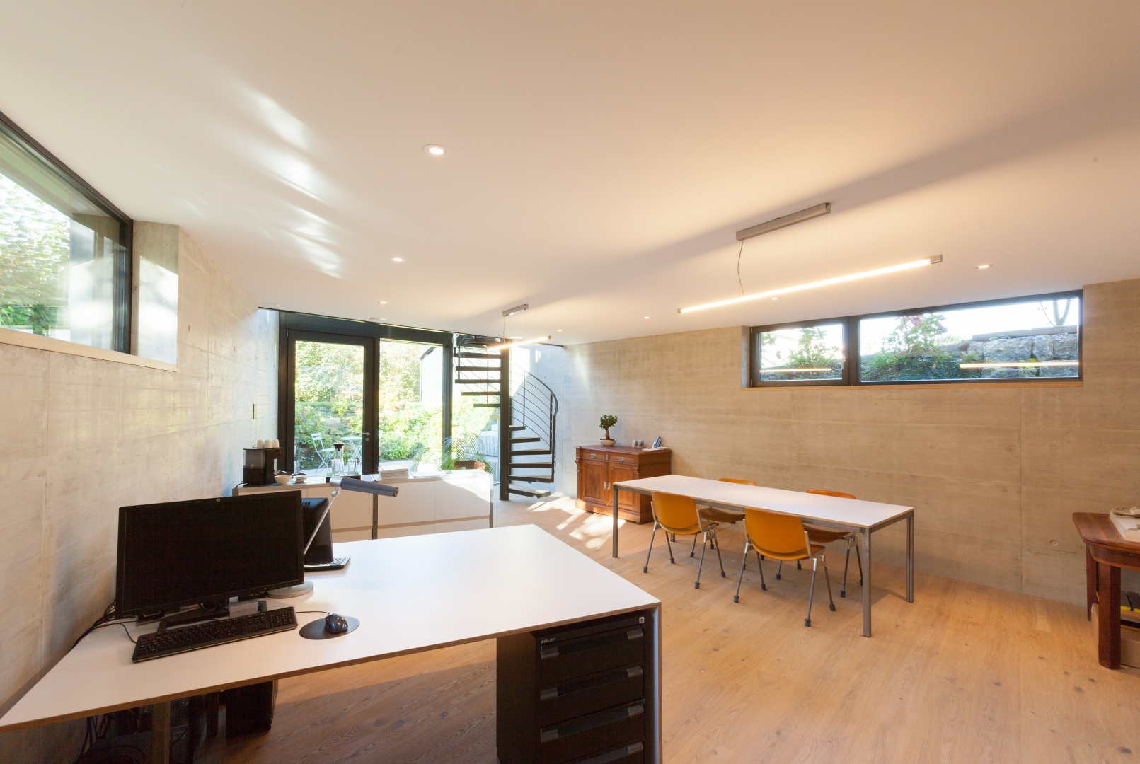 Atelier © von Mann Architektur GmbH, Sonnenhofstrasse 2, 8132 Egg