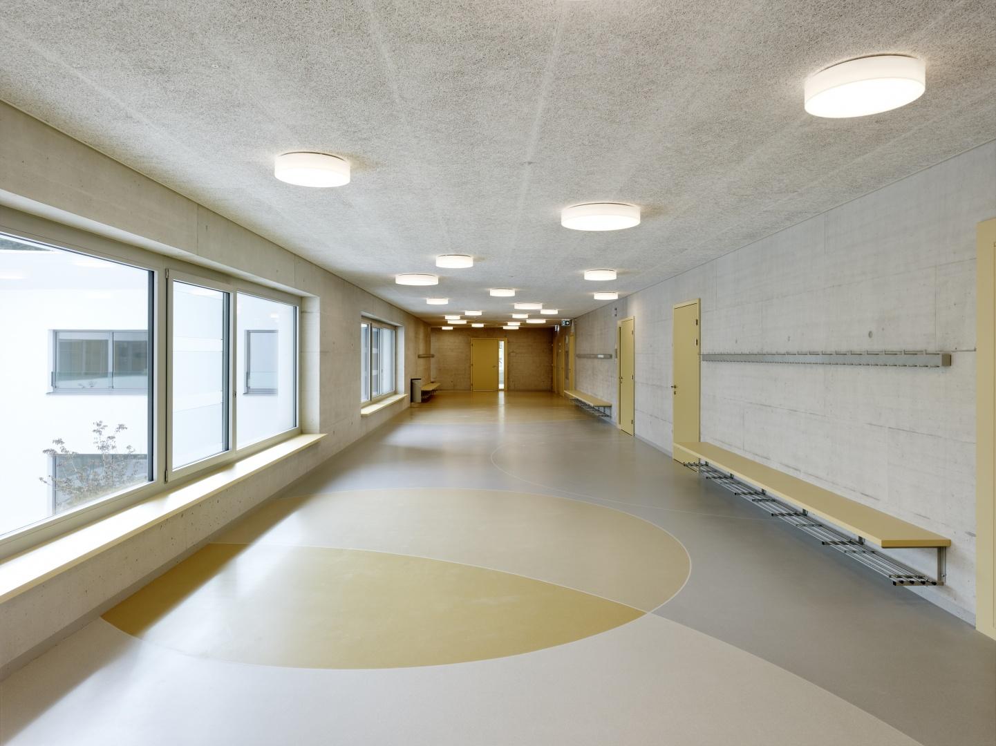 Korridor OG © RoswithaBuesser