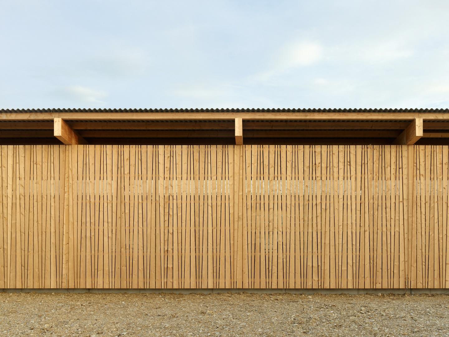 Fassade © Thomas Jantscher