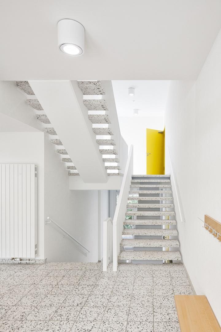 Treppenhaus © Florian Amoser