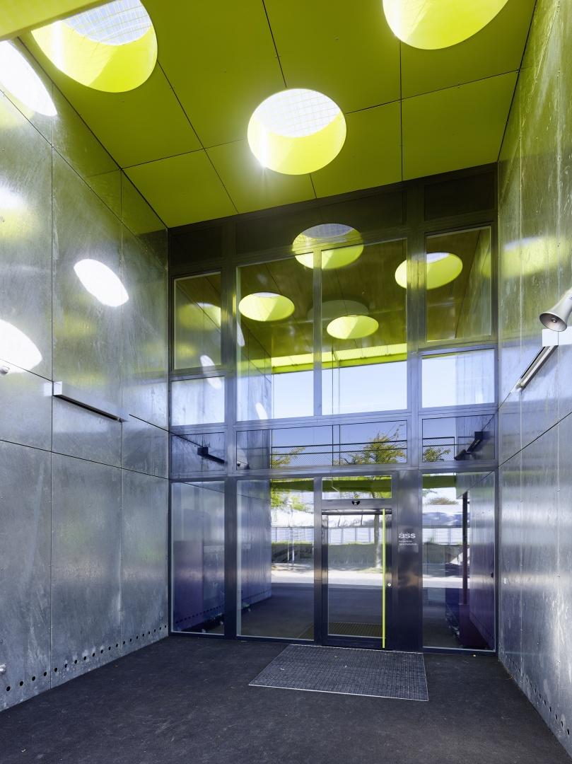 Eingangshof © Hannes Henz, Zürich