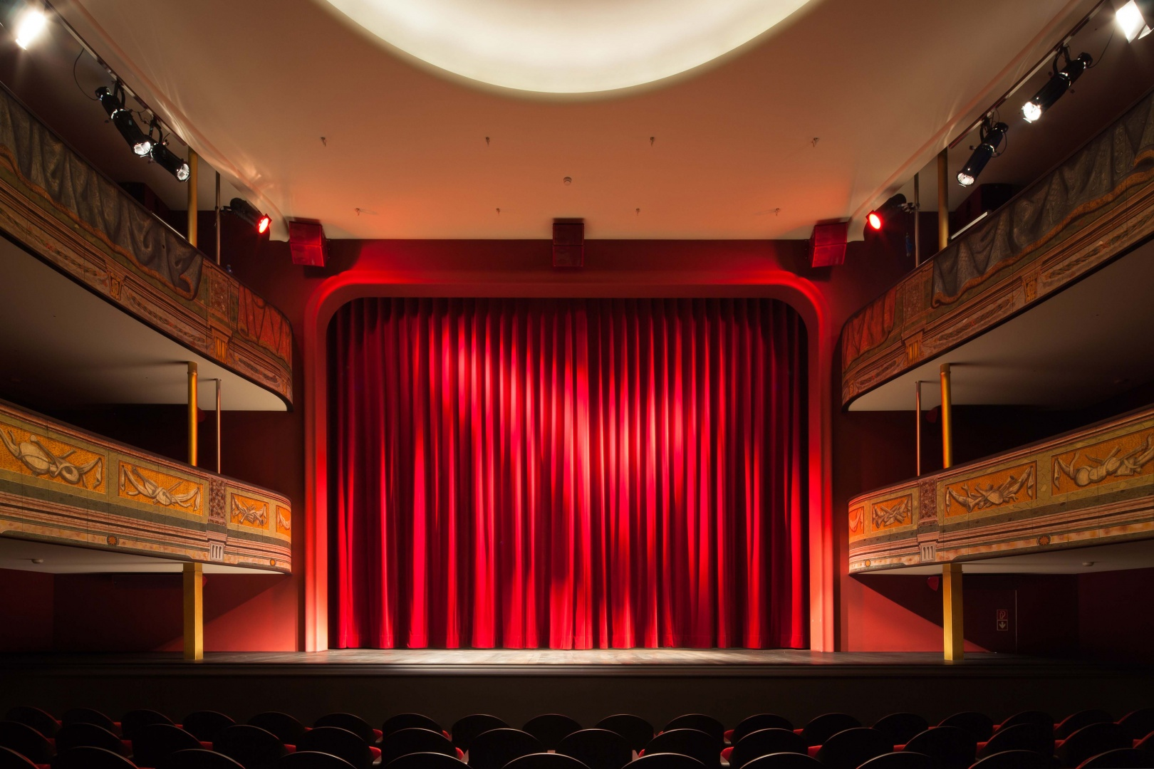 Stadttheater_Bühne.jpg © Johannes Iff, St. Urbangasse 1, 4500 Solothurn