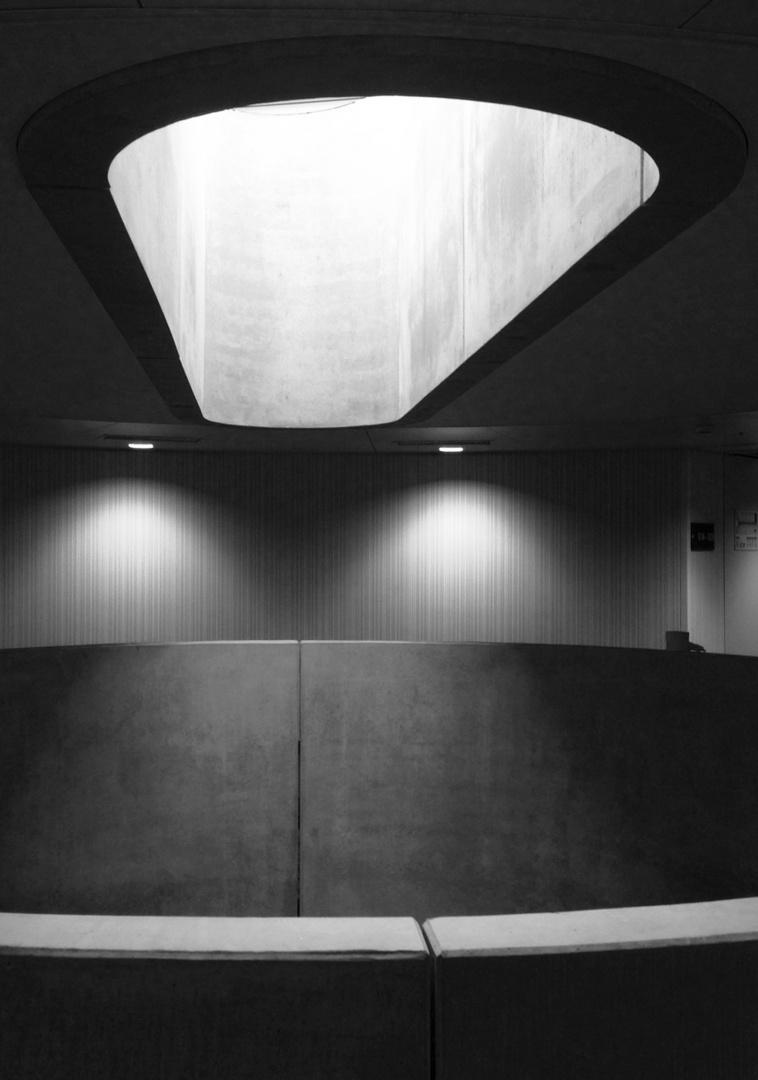 Lichtkanone © burkhalter sumi architekten