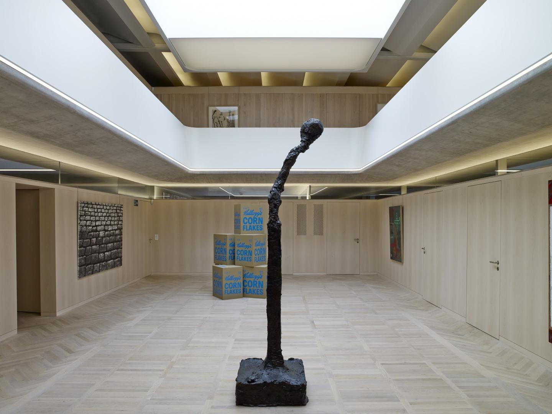 Atrium © Galerie Bruno Bischofberger