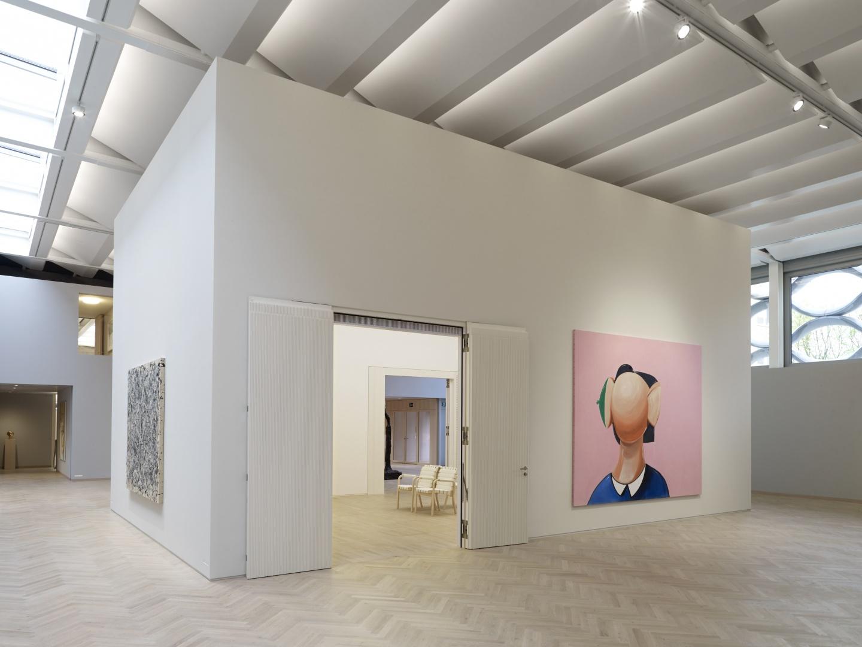'Ausstellungs-Box' © Galerie Bruno Bischofberger
