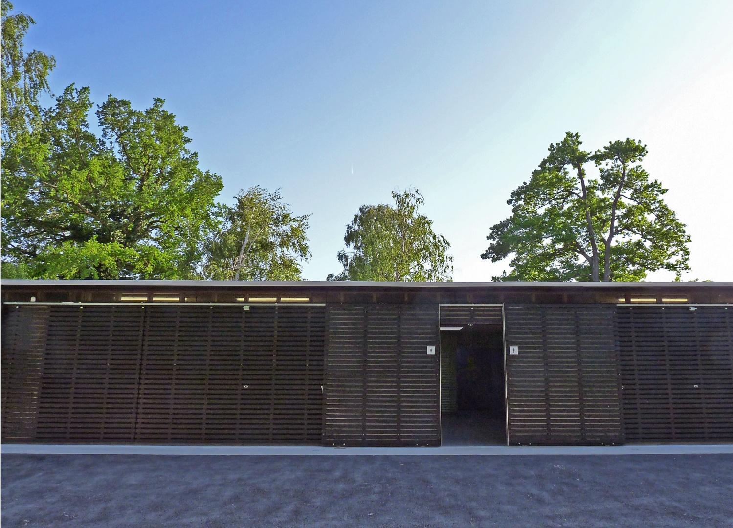 façade nord © GMS Architectes SA