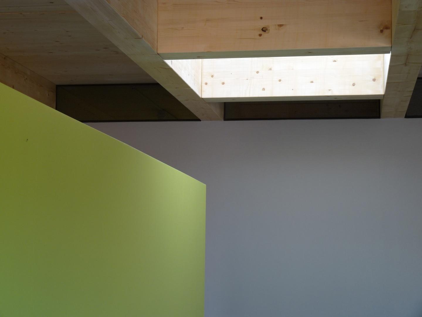 intérieur puit de lumière © GMS Architectes SA
