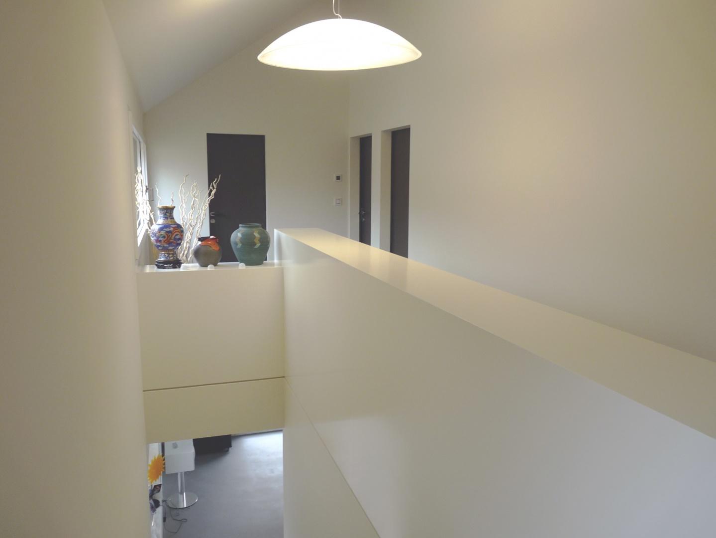intérieur corridor 1er étage
