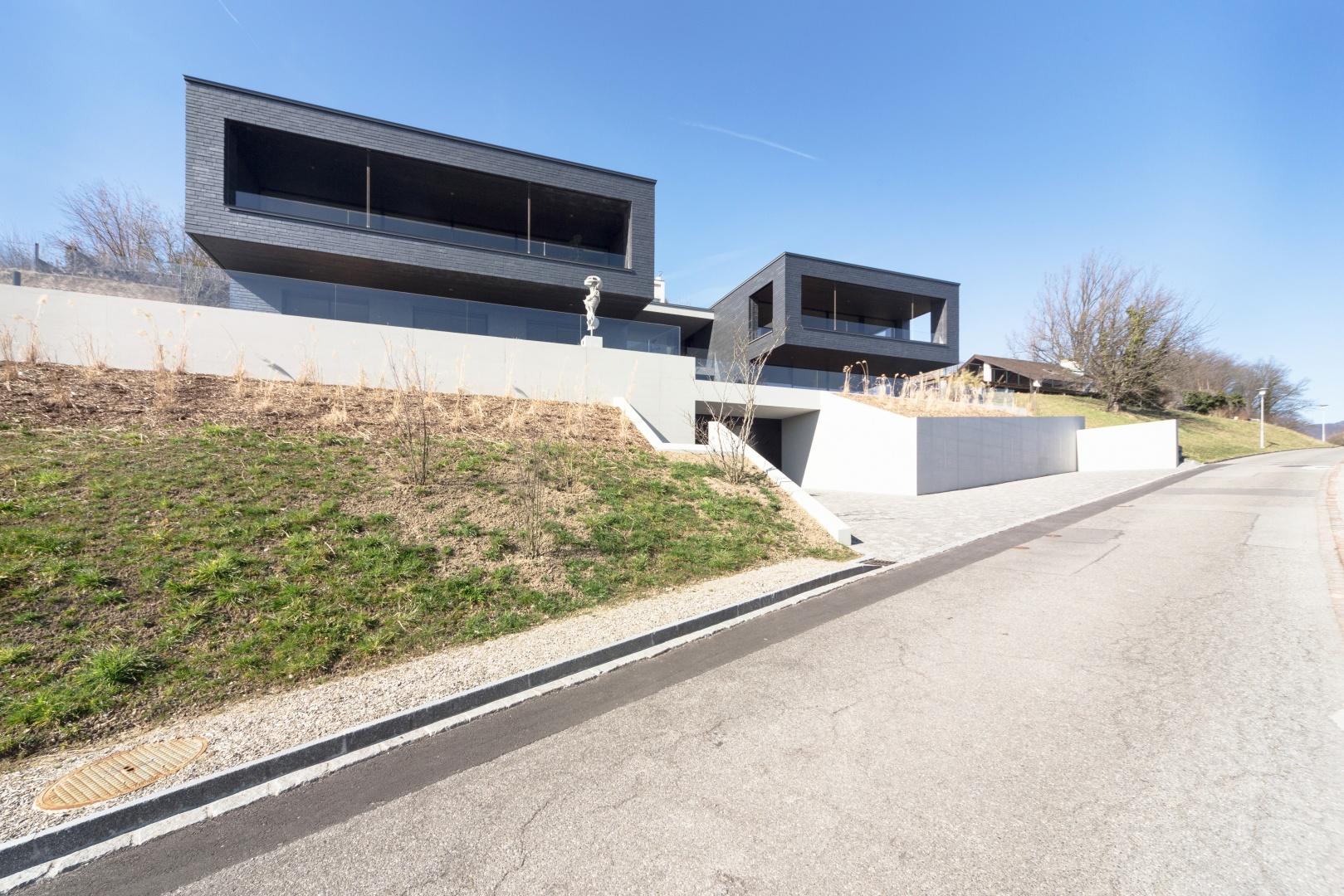 Ansicht Südost © Lämmli Architektur AG, 5000 Aarau
