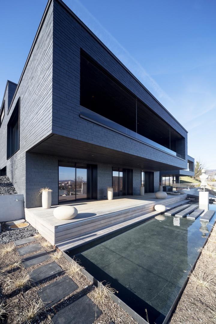Terrasse Südost © Lämmli Architektur AG, 5000 Aarau