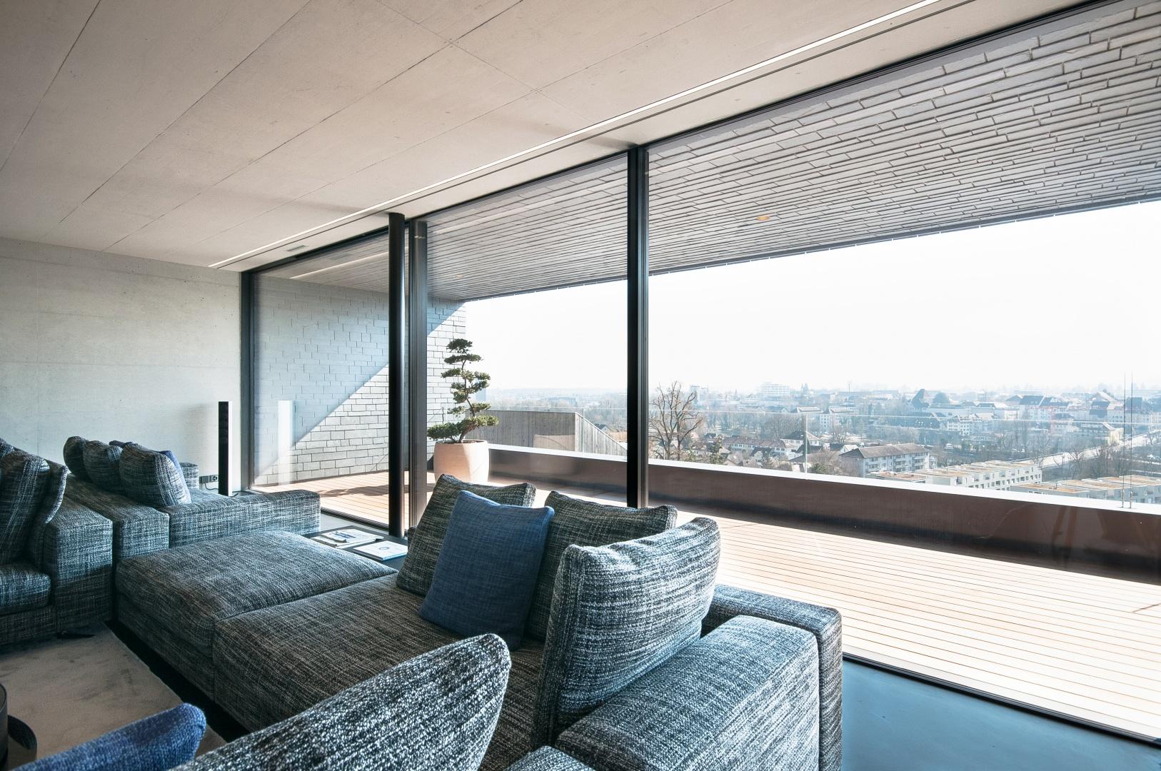 Wohnraum © Lämmli Architektur AG, 5000 Aarau