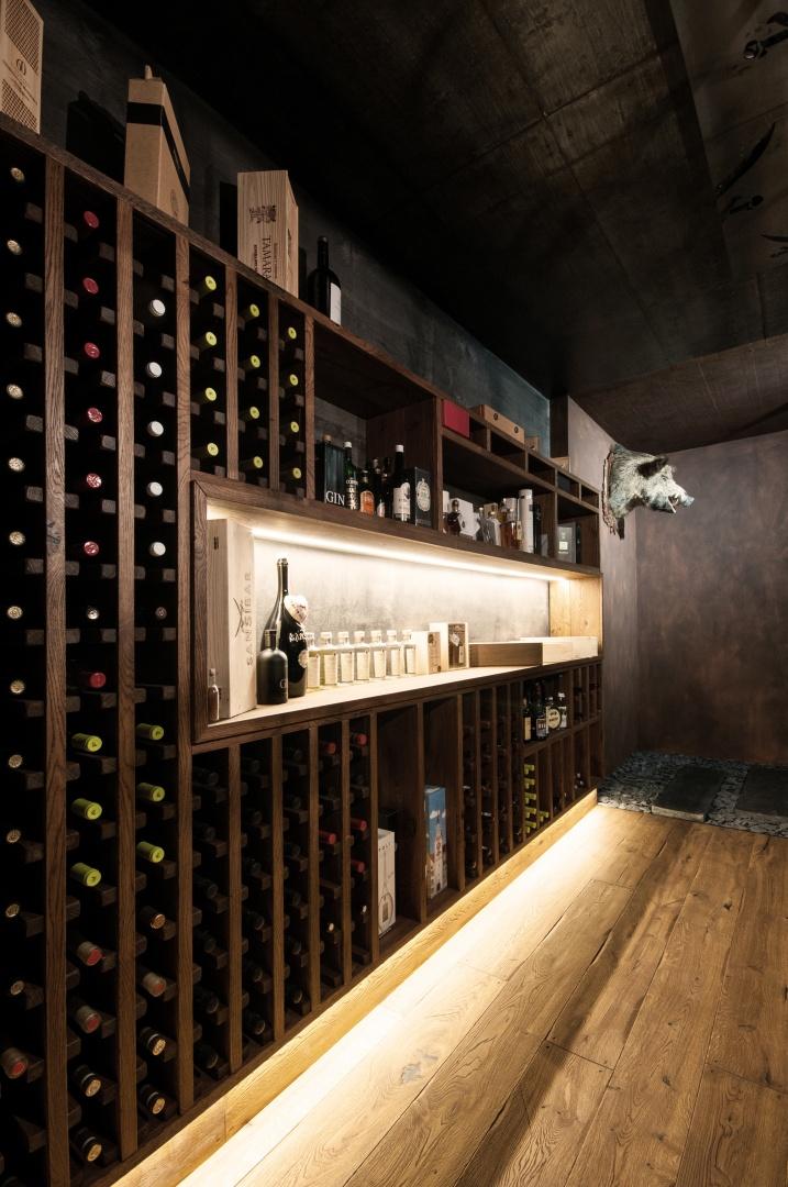 Weinkeller © Lämmli Architektur AG, 5000 Aarau