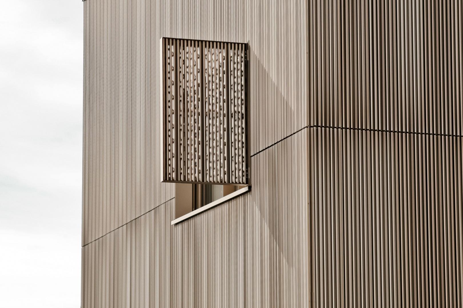 Treppenhaus architektur detail  Mehrfamilienhaus am Zürichberg   Schweizer Baudokumentation