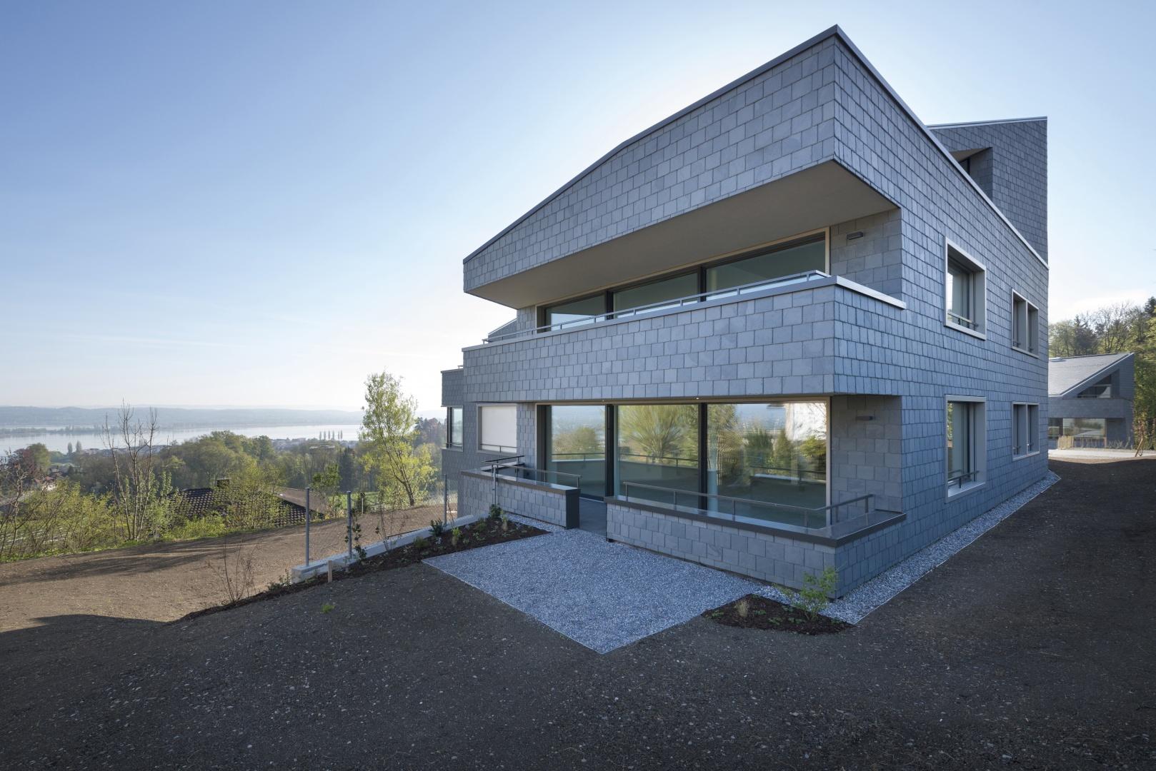 Haus A © Dario Lanfranconi