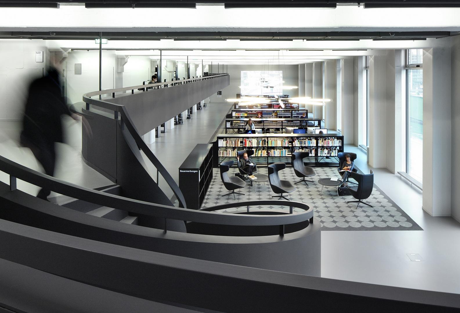 Bibliothèque © Filip Dujardin, Gent