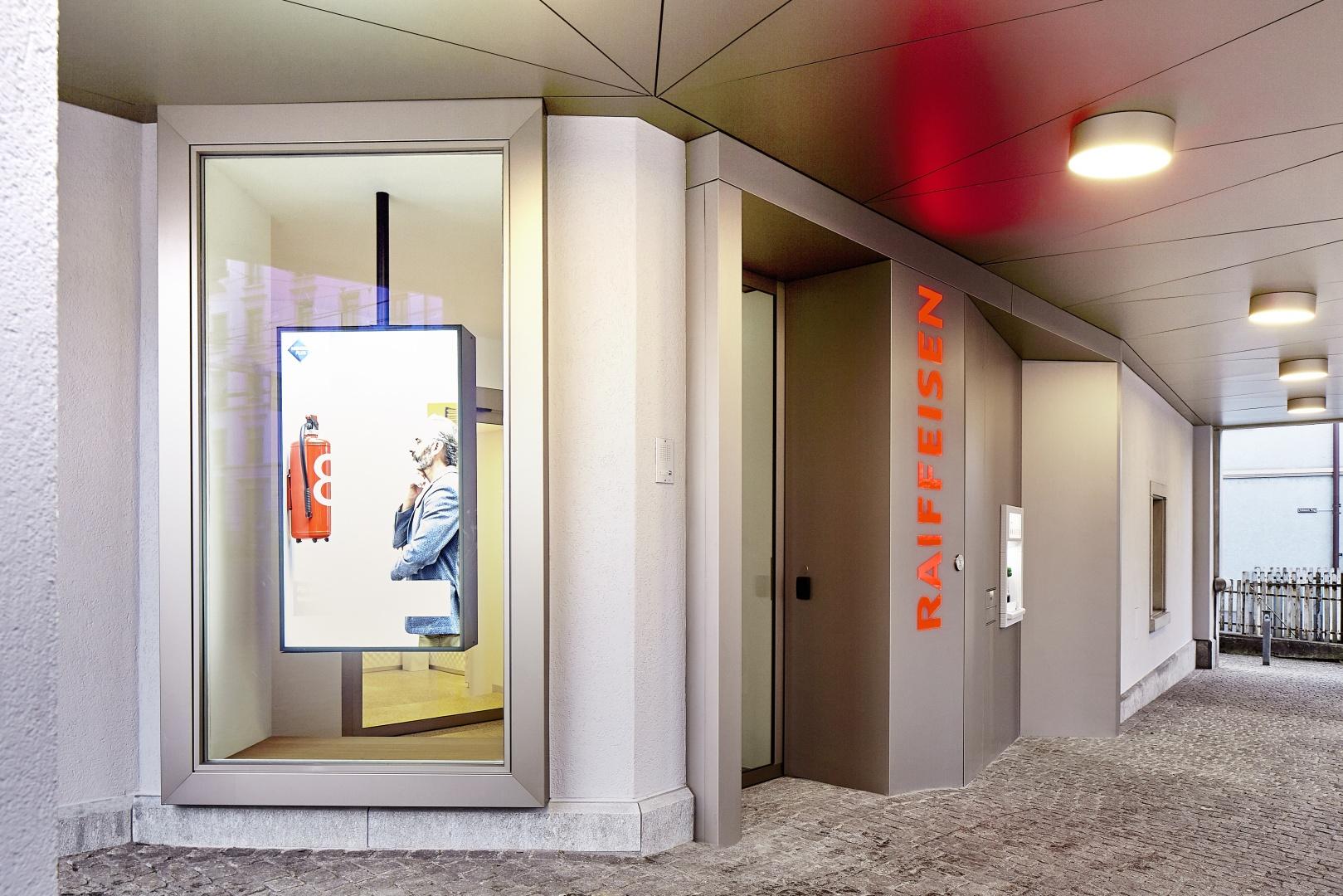 Arkadenraum © Zimmer Schmidt Architekten