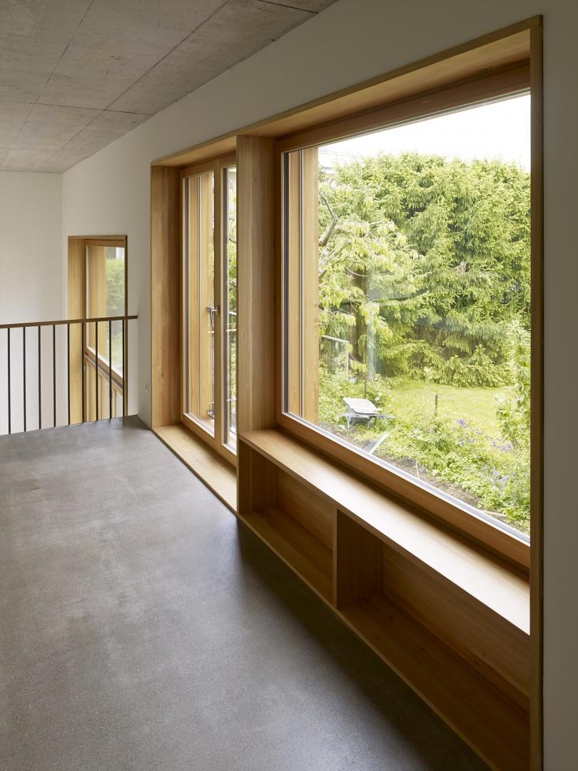 Fensterfolge im Neubau © Ariel Huber, Edit, Brauerstrasse 45 8004 Zürich