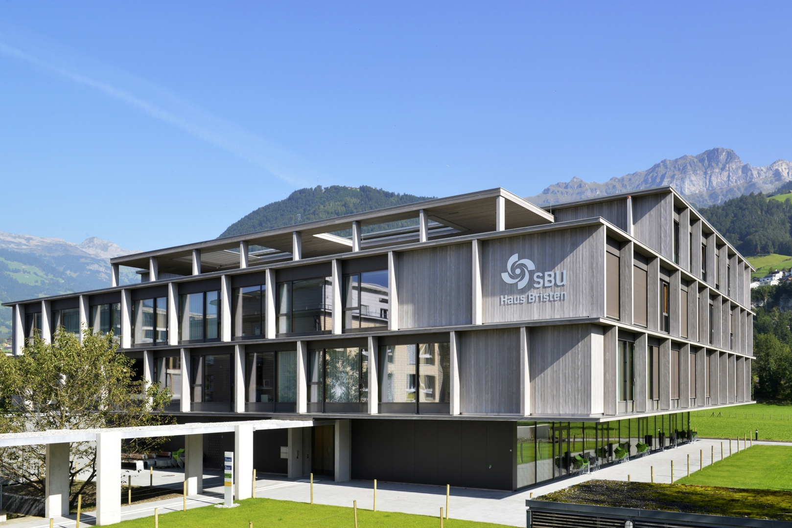 SBU Haus Bristen | Schweizer Baudokumentation
