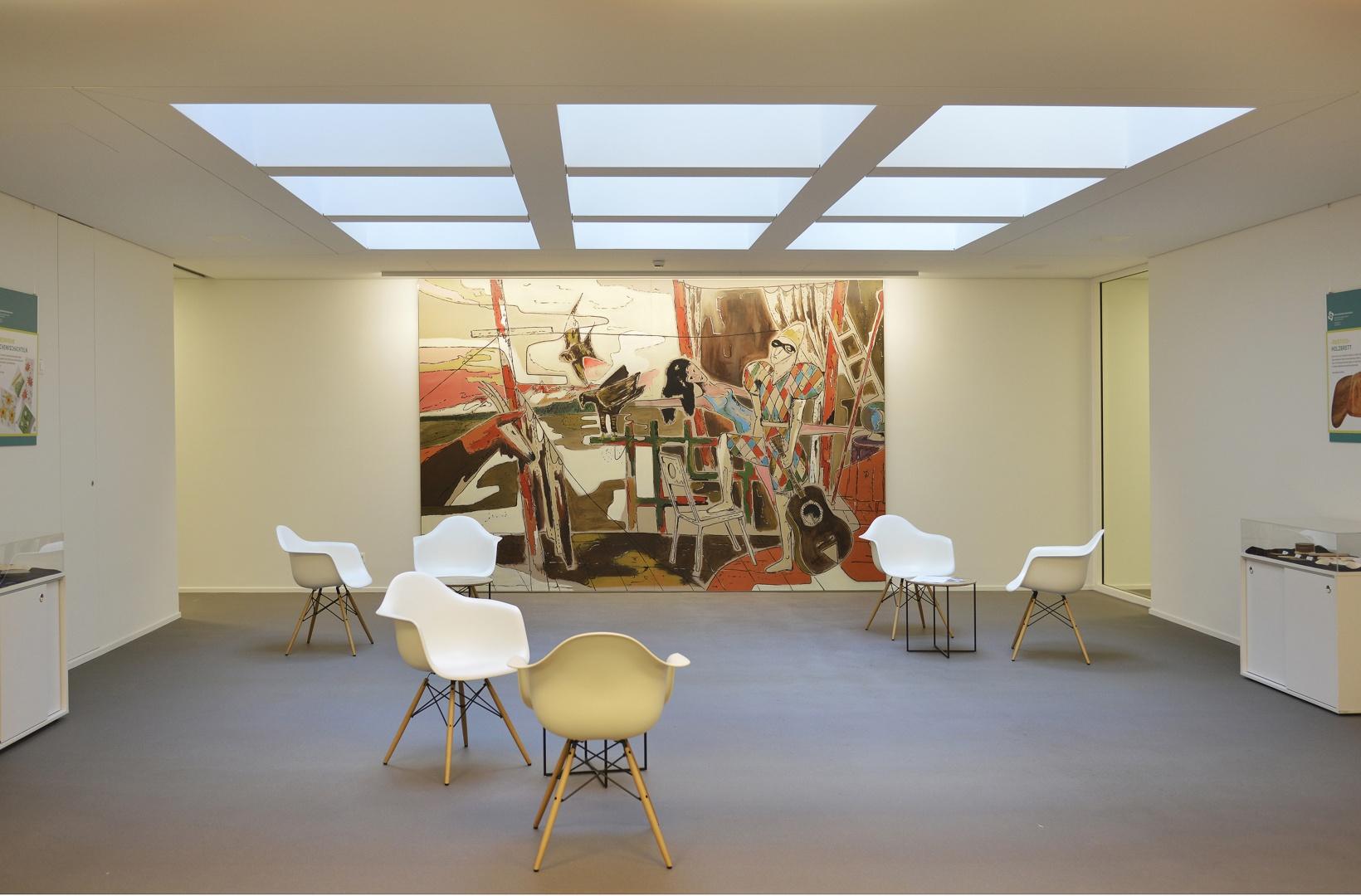 Atrium © HTS Architekten + Partner AG