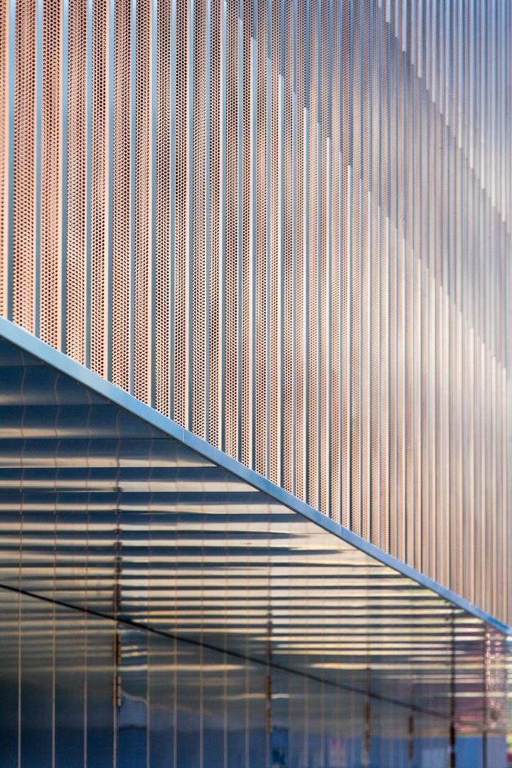 Detail Fassade © Radek Brunecky