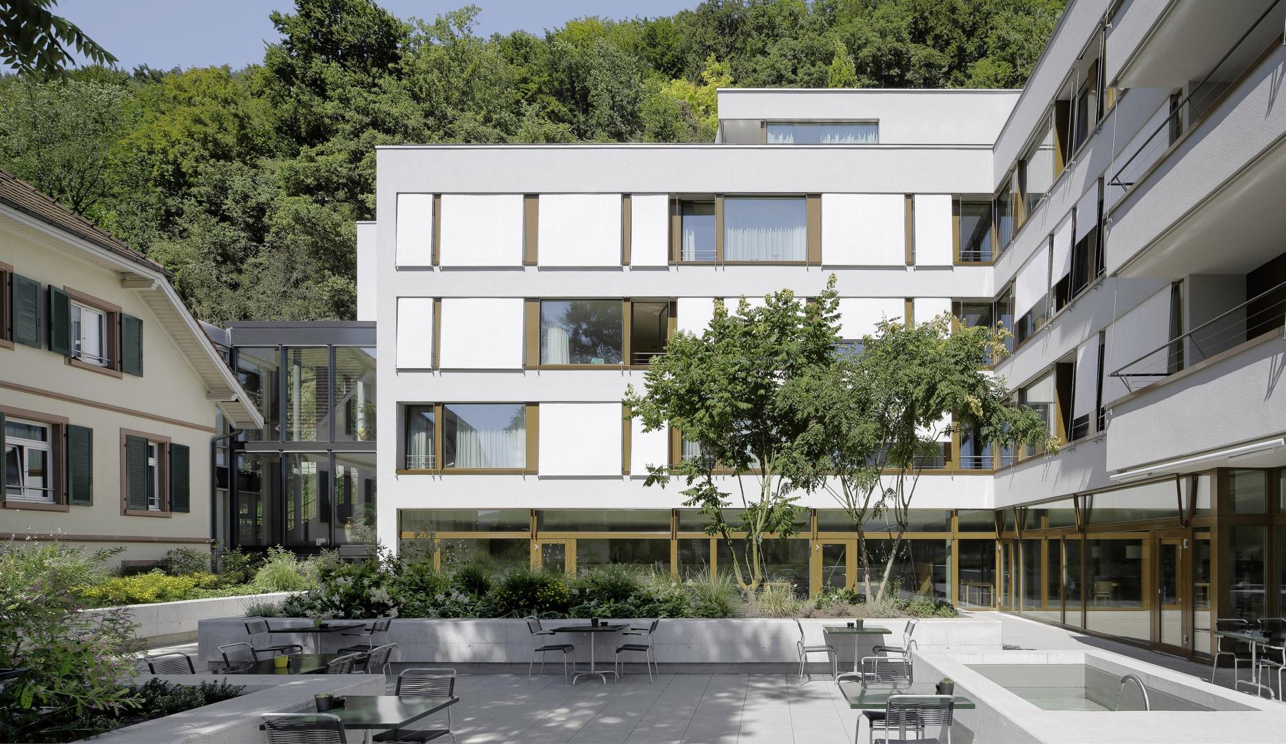 Brunnmatt_Terrasse © Tom Bisig, Basel