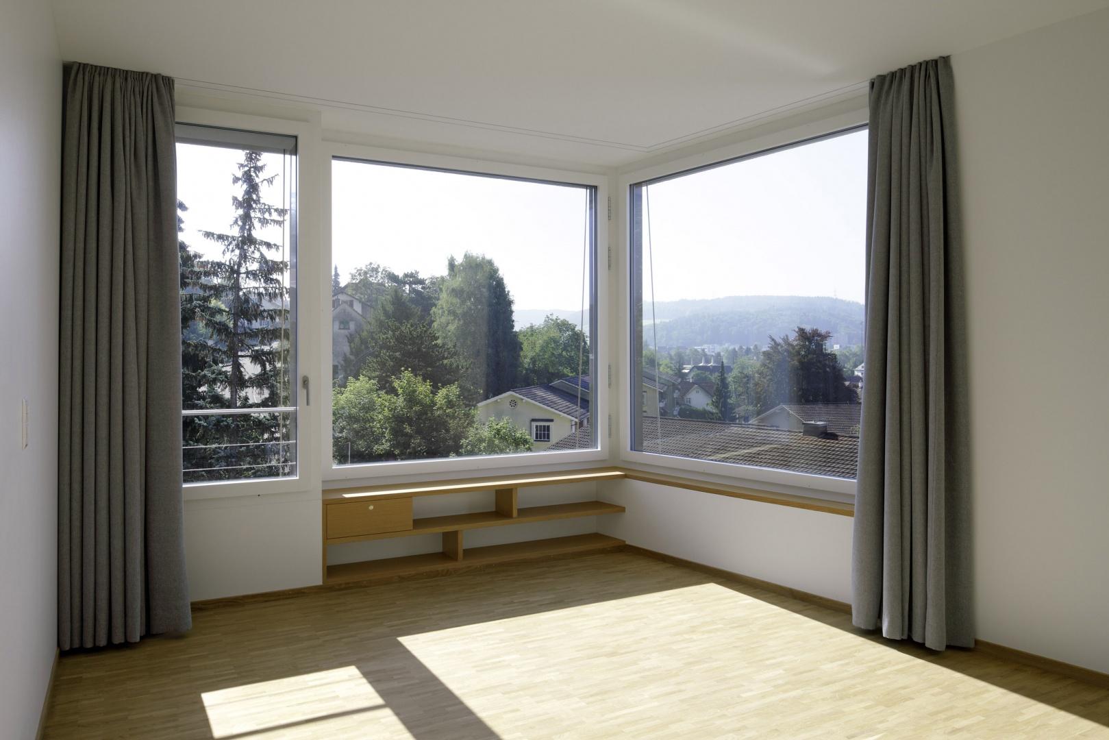 Brunnmatt_Pflegezimmer © Tom Bisig, Basel
