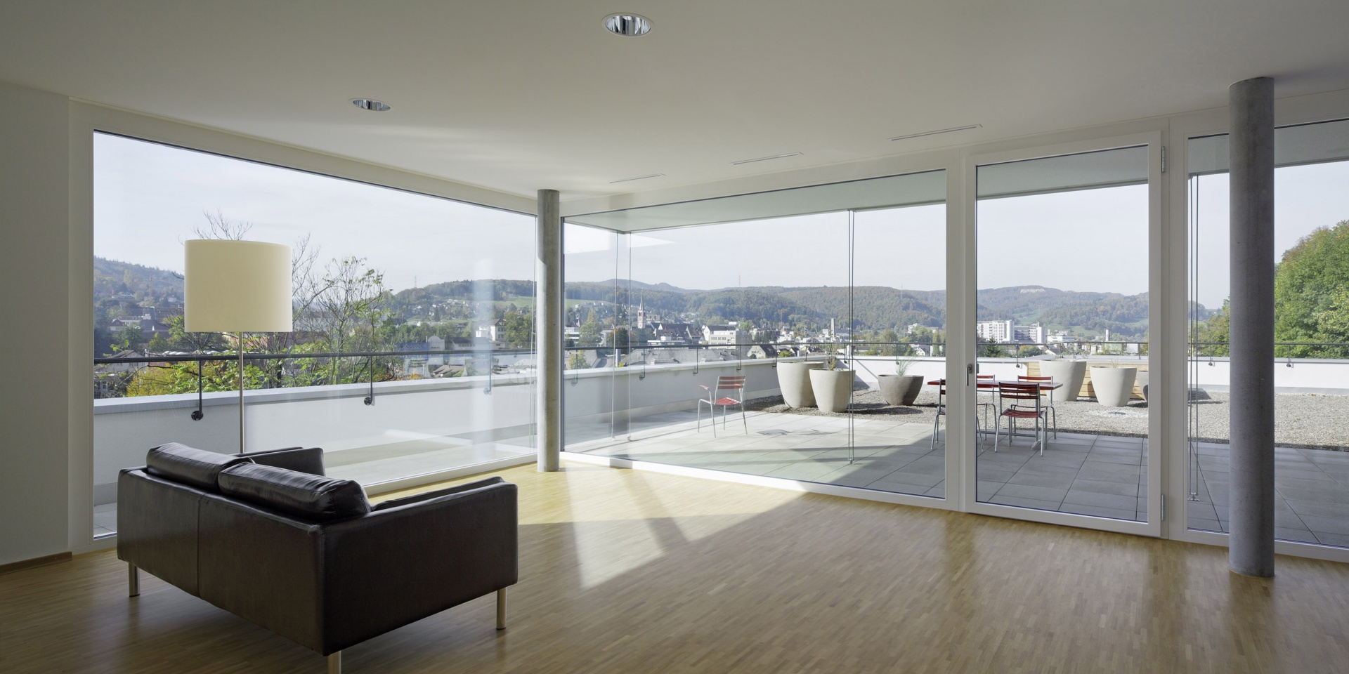 Brunnmatt_Personalaufenthaltsraum © Tom Bisig, Basel