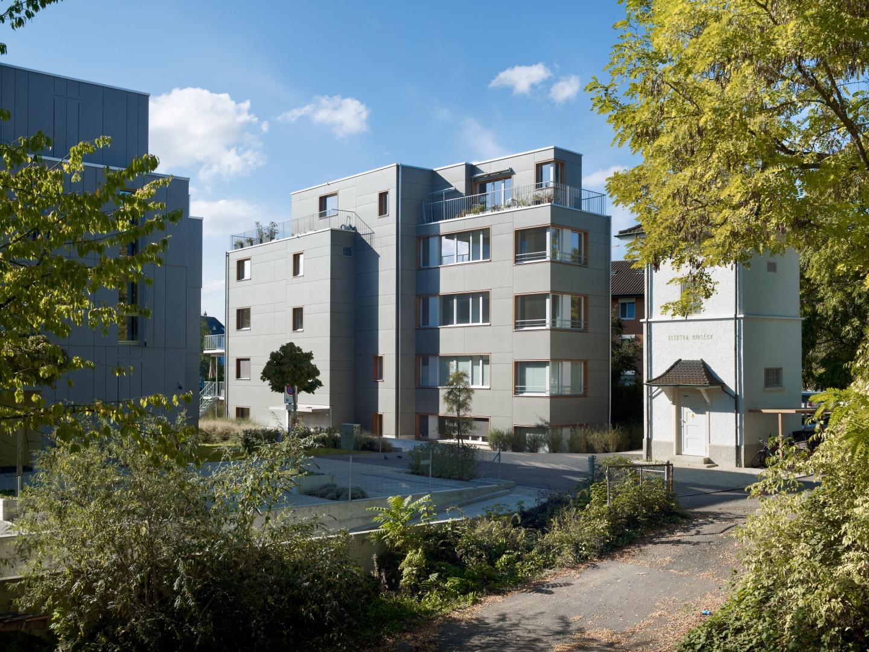 Südfassade © Ruedi Walti Fotografie, Kannenfeldstr. 22, ch-4056 Basel