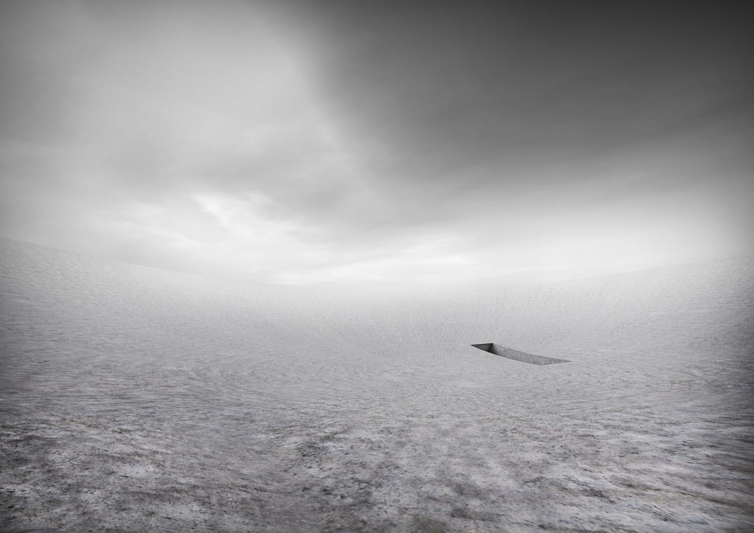 3. Absoluter Raum © Dominik von Moos