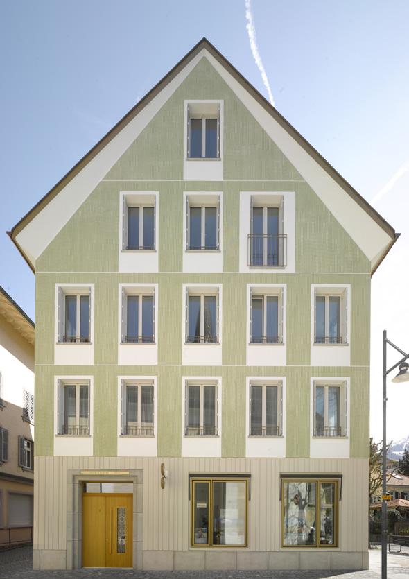 Südwestfassade © Seilerlinhart