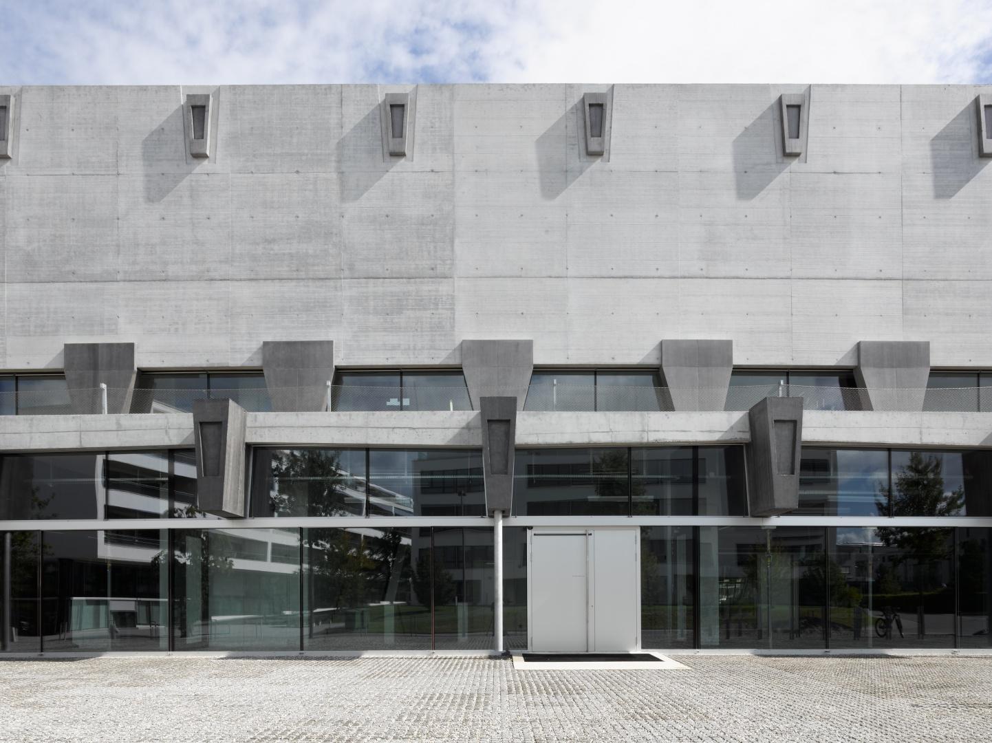 Fassade © Dominique Uldry, Bern