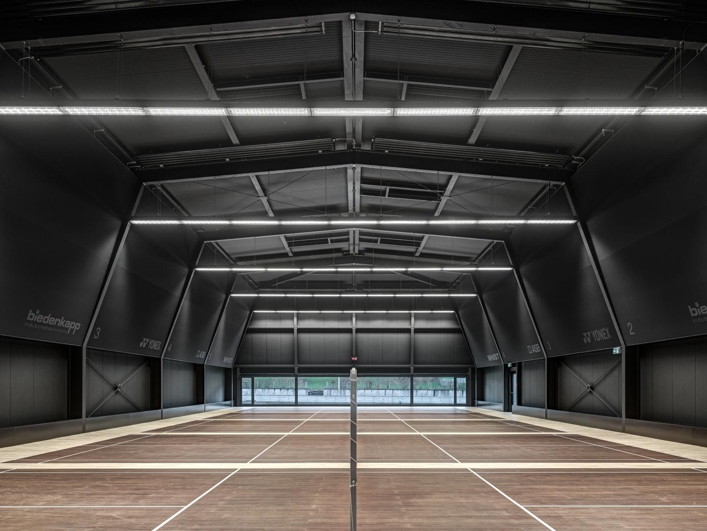 In der Halle  © Roger Frei, Zürich