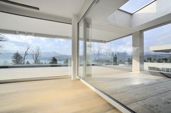 Panoramablick © Frank Lüdi Architekturbüro / Feinmass GmbH