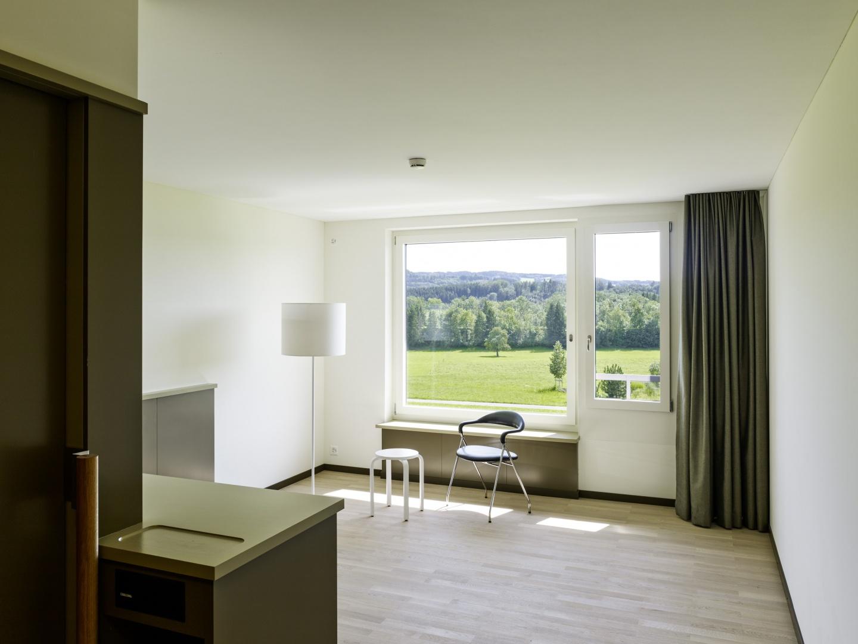 Zimmer Süd © Georg Aerni