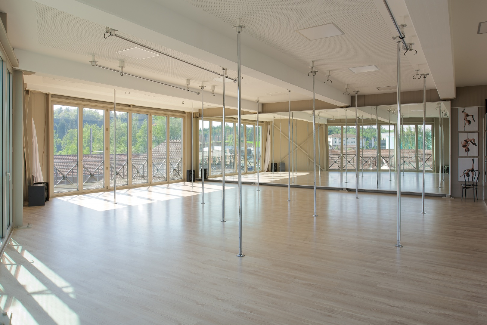 Multifunktionssaal © Reto Meier, Kirchberg