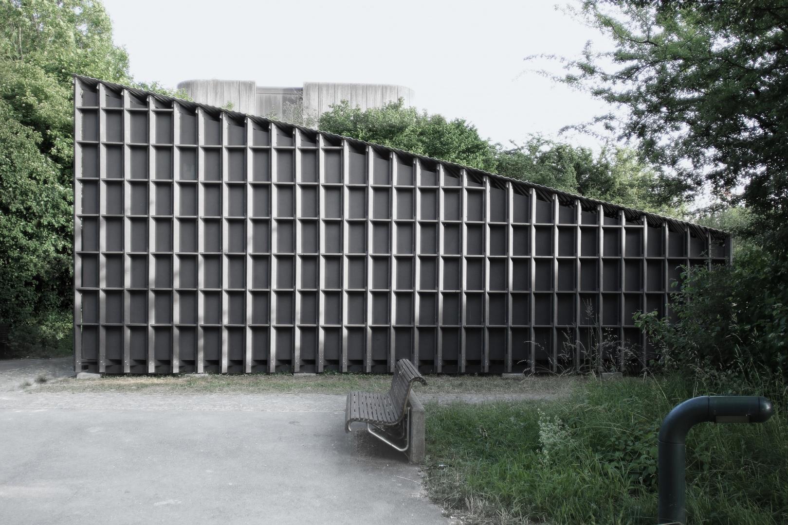Nordfassade © EAST/EPFL