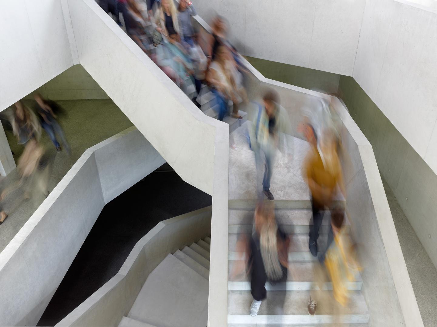 Treppe Süden © Jantscher, Colombier